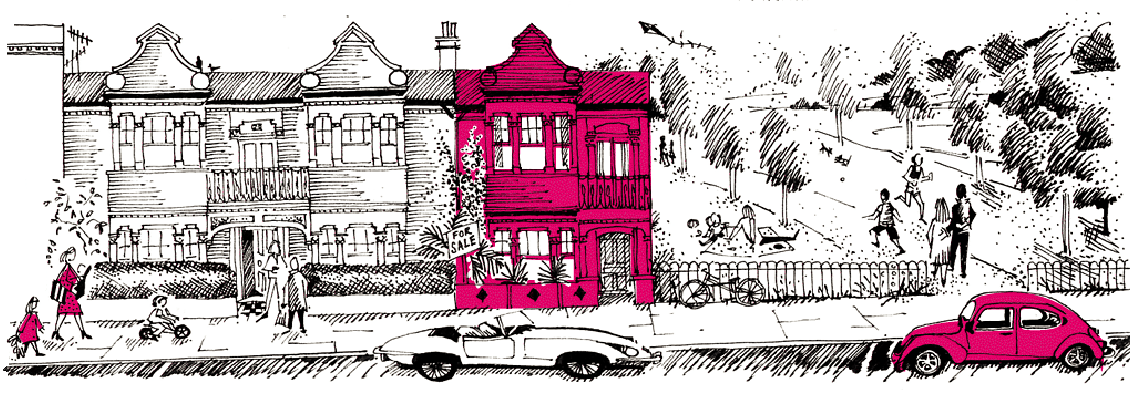 West London Illustration